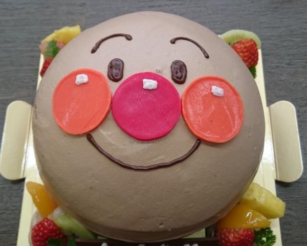 キャラクター立体ケーキのサムネイル
