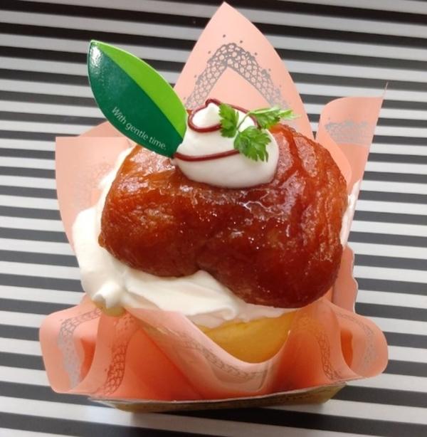 りんごケーキのサムネイル