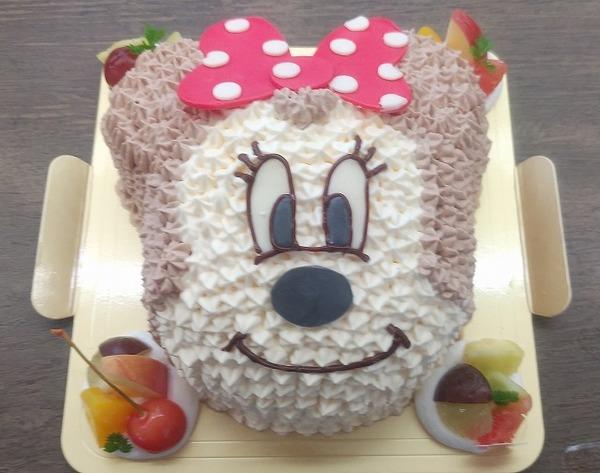 世界的人気キャラクターケーキのサムネイル