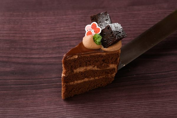 生チョコケーキのサムネイル