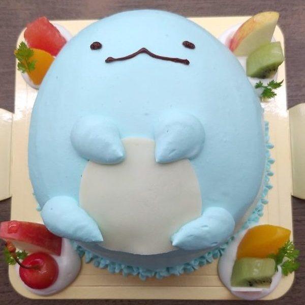 トカゲのケーキ