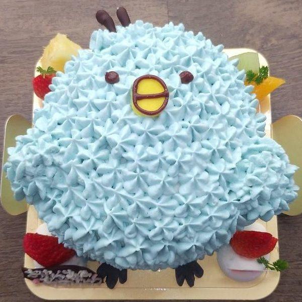 今人気のキャラクターケーキ