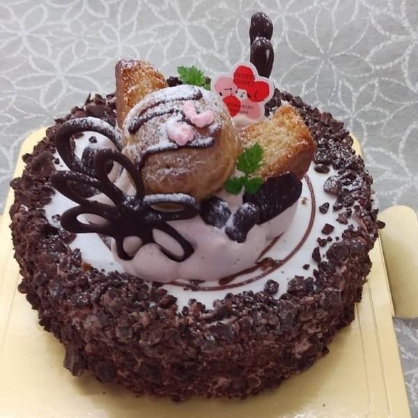 チョコレートシャンテリー