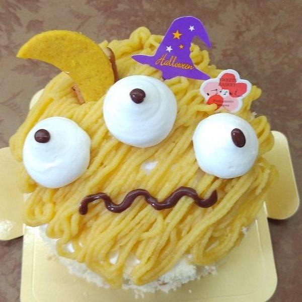 モンスターケーキ